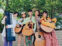名古屋ギター女子部 Repop キービジュアル