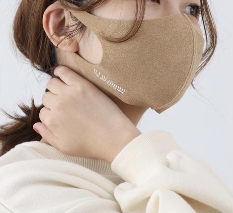 カジュアルなイエベ向きマスク